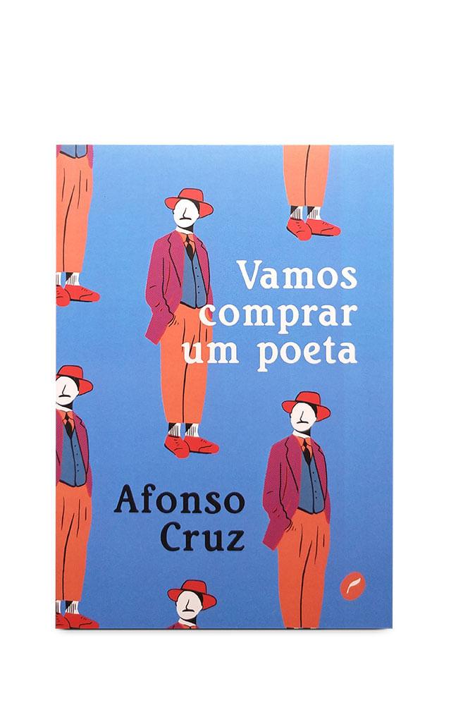Livro Vamos Comprar Um Poeta