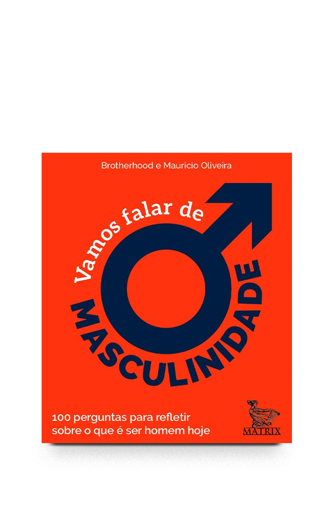 Livro Vamos Falar De Masculinidade