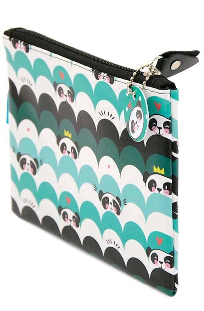 Necessaire literária Panda