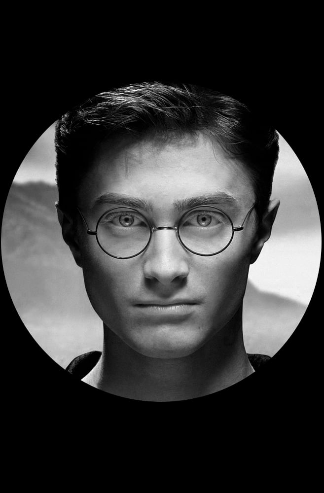 Pedra Harry Potter