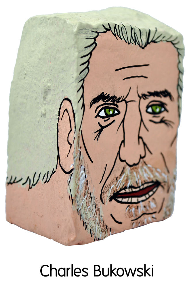 Pedra Poética Bukowski