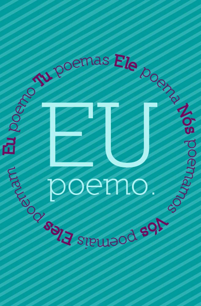 Porta Copos Eu Poemo