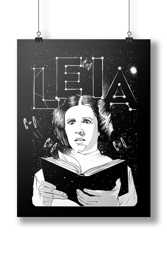 Pôster Leia