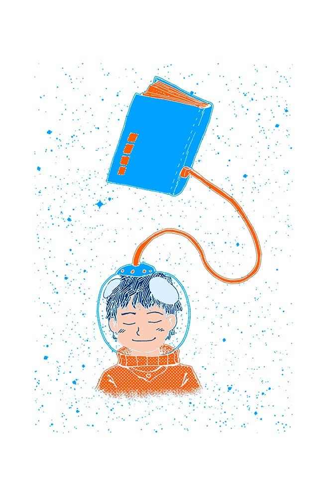 Pôster Livro meu Oxigênio