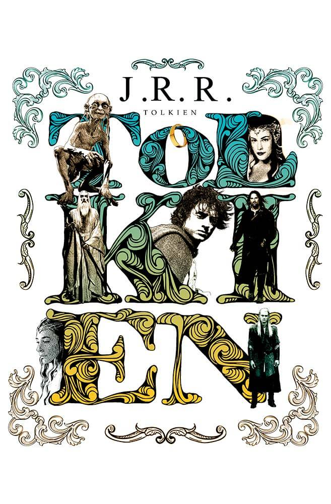 Poster Tolkien