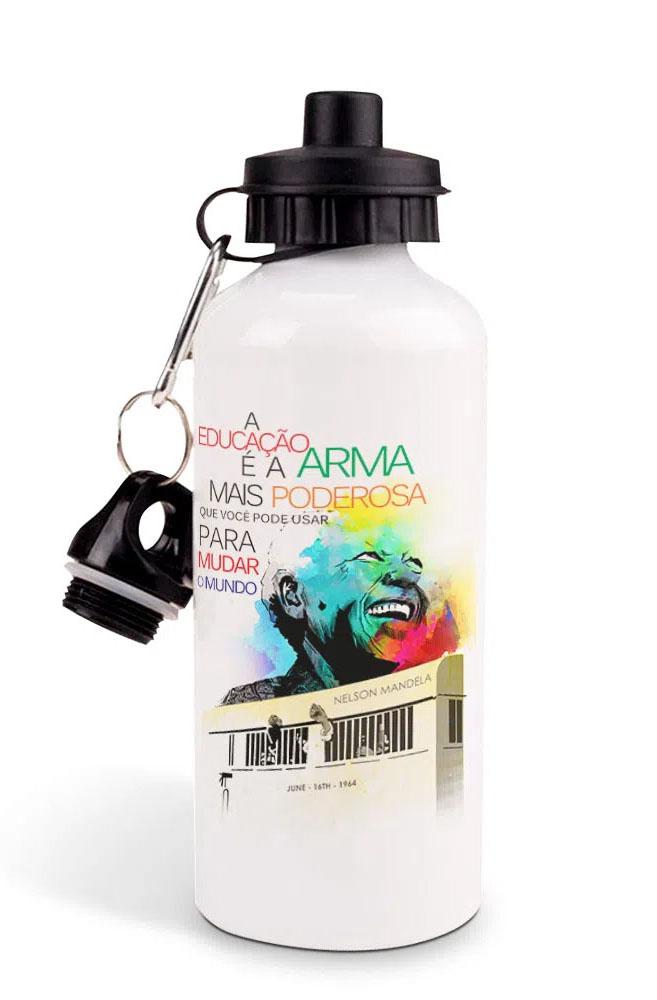 Squeeze Nelson Mandela