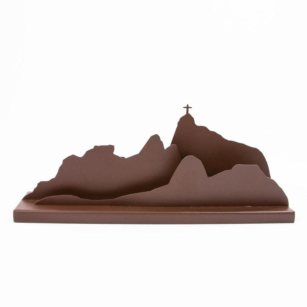 Escultura de Mesa Corcovado