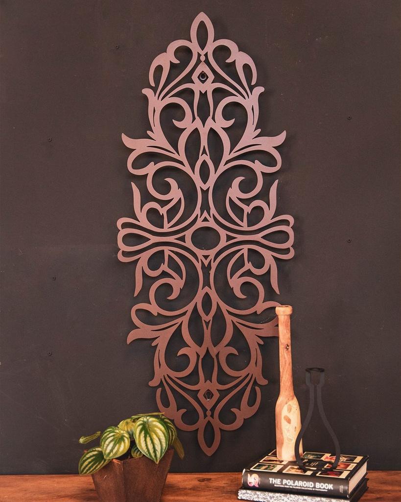 Escultura de Parede Arabesco Curvas