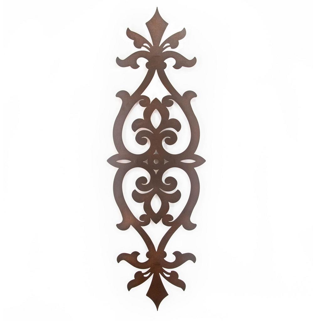 Escultura de Parede Arabesco Medieval 6 pontas