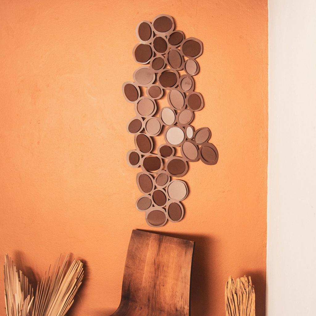 Escultura de Parede Colônia