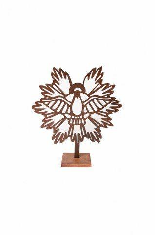 Estatueta Divino Espírito Santo