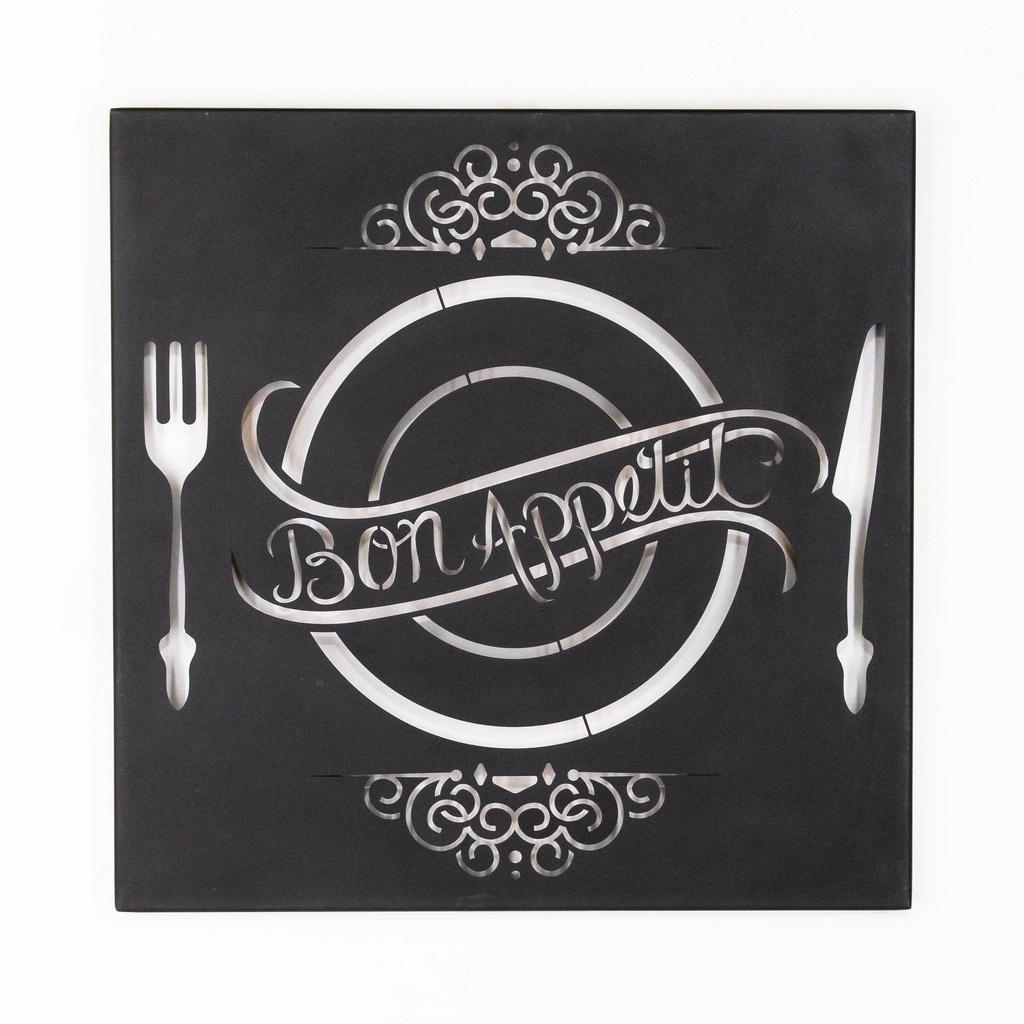 Quadro Bon Appetit