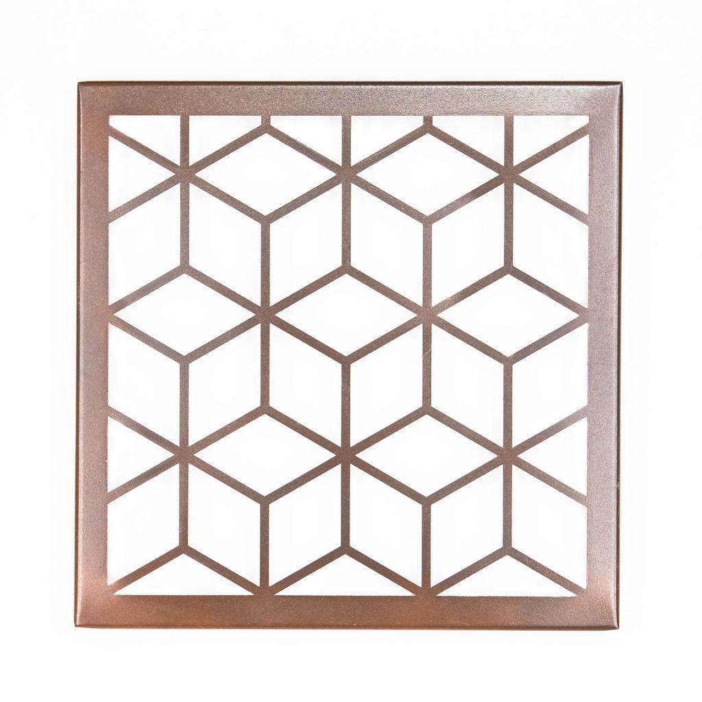 Quadro Geométrico Cubo