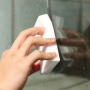 6 Esponja Limpeza P/ Plástico Madeira, Inox, Vidro Risco Giz