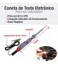 Chave De Teste Com Kit Fusíveis De Carro TRY-9555