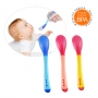 Colher Termossensível Infantil para Bebês (sem Bpa)
