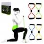 Elástico Extensor Exercícios Ombro Biceps Academia Ginástica