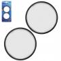 Kit 2 Espelhos Convexo Para Retrovisor