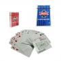 Kit 2 Jogos de Baralho 108 Cartas Para Poker e Truco