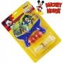 Kit Ping Pong Pula Corda c/ 2 Raquetes Mickey - 142537