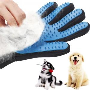 Luva Tira Pelos Pet para Cães e Gatos
