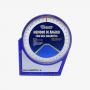 Medidor De Ângulo Com Base Magnética De 0 A 90° 12,8x11cm Na Cartela