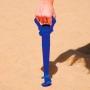 Saca Areia com Suporte para Guarda-Sol Mor