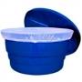 Tela De Proteção Para Caixa D'agua Redonda 1000 Litros C/ Elastico
