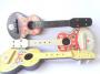 Violinha Violão Pequeno Musical Brinquedo Corda Nylon Top