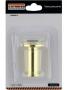 Visor Para Porta Olho Mágico Dourado De 32 à 52 mm