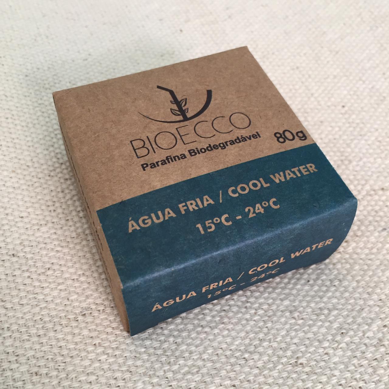 Parafina Biodegradável 100% Ecológica BIOECCO - Fria