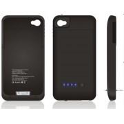Capa Carregadora para iPhone 4  e 4s - Bateria Extra - Frete Grátis