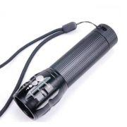 Lanterna Tática com Zoom e Strobo - Frete Grátis