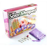 Lixa Elétrica - Igual a da TV - Salon Shaper