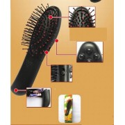 Escova de Cabelo e Massageador 2 em 1