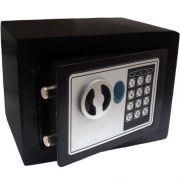 Cofre Digital Eletrônico Chave e Senha - Frete Grátis