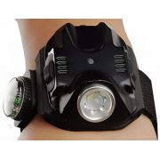 Lanterna de Led Recarregavel de Pulso - Frete Grátis