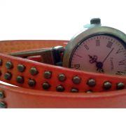 Relógio Feminino Pulseira Longa - Frete Grátis