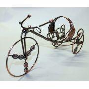 Porta Vinho Vintage Bicicleta - Frete Gratis