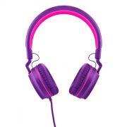 Fone Ouvido Bluetooth Headset Embutido Fio Removivel Rádio FM