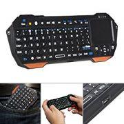 Mini Teclado Bluetooth com TouchPad