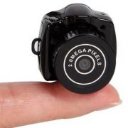 Mini Micro Câmera Dv Filmadora 720p 2g Espia Menor Do Mundo