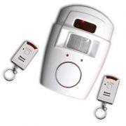 Alarme Residencial Kit Completo com 2 Controles Remoto