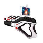 ARGun Realidade Aumentada Jogo Joystick Pistola Controle com Suporte para Celular Bluetooth