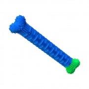Brinquedo Escova para Limpeza de Dentes de Cachorro Anti-Tártaro