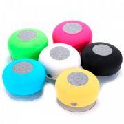 Caixa de Som Bluetooth à Prova de Água