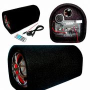Caixa de Som SubWoofer Automotivo