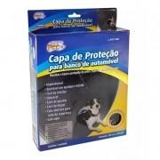 Capa de Proteção Para Banco de Automóvel Cães e Gatos