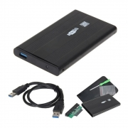 Case HD Externo Sistema de Armazenamento para HDD 2.5 Polegadas USB 3.0