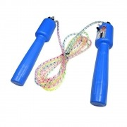 Corda de Pular Contador de Giros Academia Exercícios Fitness Treino